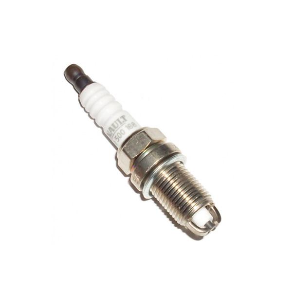 Рено (двигатель 1,6, 2,0), свеча зажигания двухконтактная   7700500168 / 7700103533 / 224013682R / 7700115827