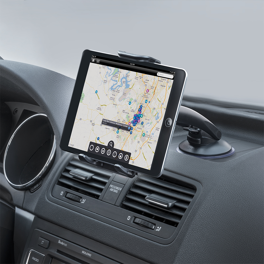Автомобильный держатель планшета