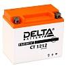 Аккумулятор для скутера, мотоцикла, квадроцикла DELTA CT1212.1 (YT12B-BS)