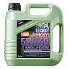 Масло моторное Liqui Moly Molygen New Generation НС-синтетическое (9054) 5W40, 4 л.
